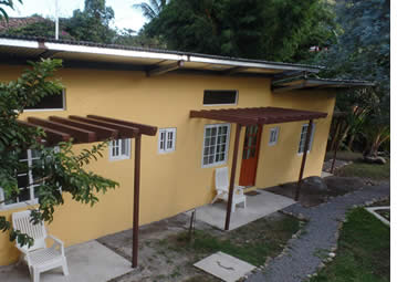 Exterior View of Hostal Gaia